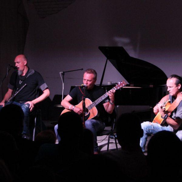 Концерт группы «Оргия Праведников» в Днепре, 15.09.2017