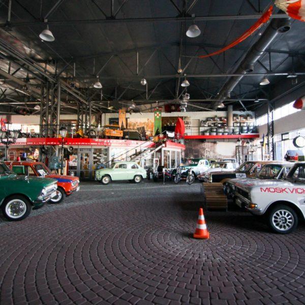 Технический музей «Машины времени»